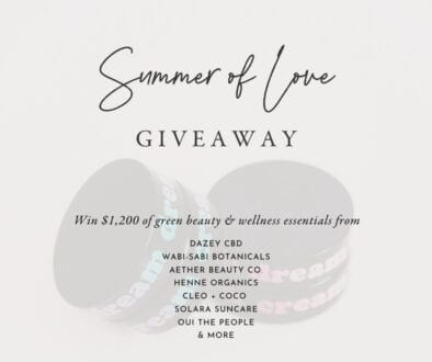 Summer of Love Giveaway