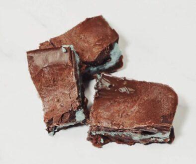 CBD Mint Brownie Recipe