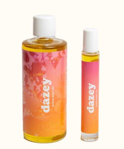 bloom body oil