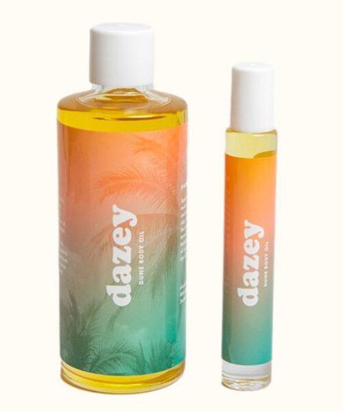 dune body oil